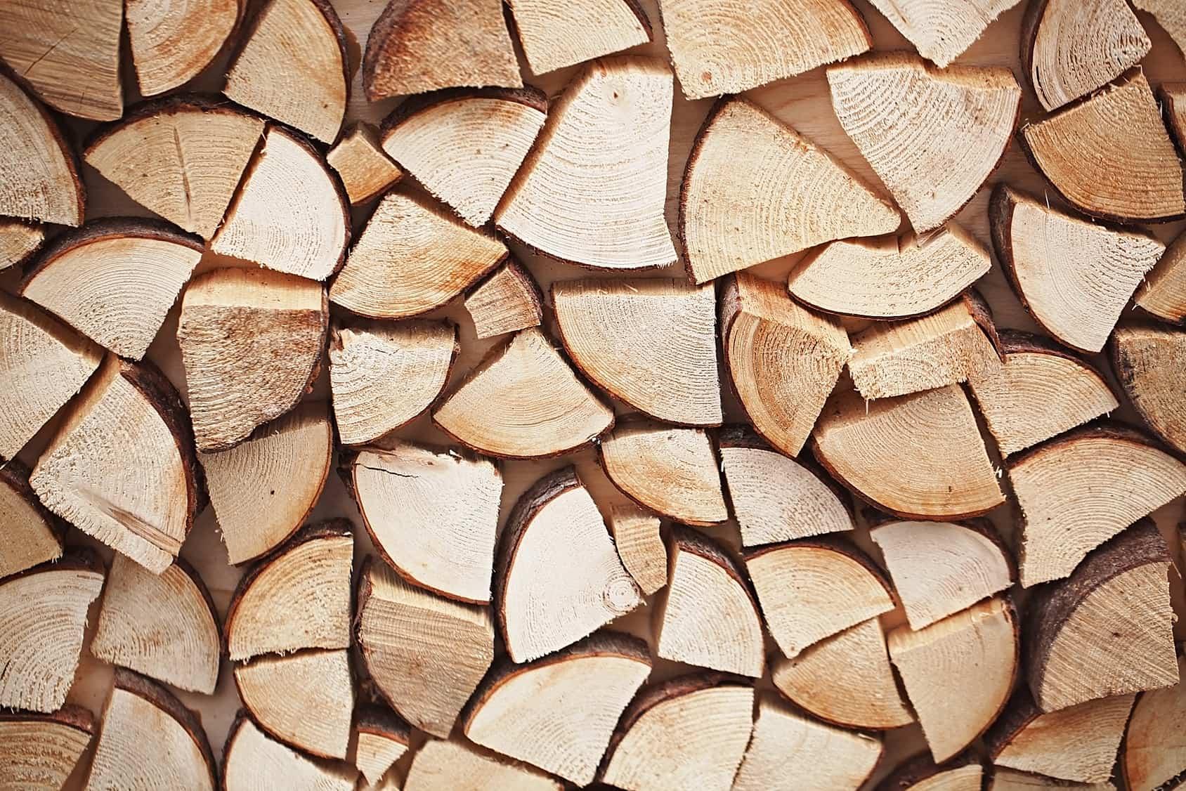 Biomasseheizung