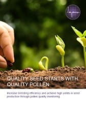 Amphasys Brochure: Seed Quality starts with Pollen Quality