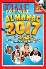 Time for Kids Almanac 2017 Must-Read NonFiction for Kids