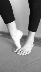 стопы ног