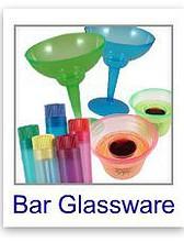 Bar Store Glassware