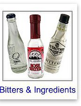 Bar Store Cocktail Bitters & Ingredient
