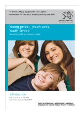 National Youth Strategy Wales