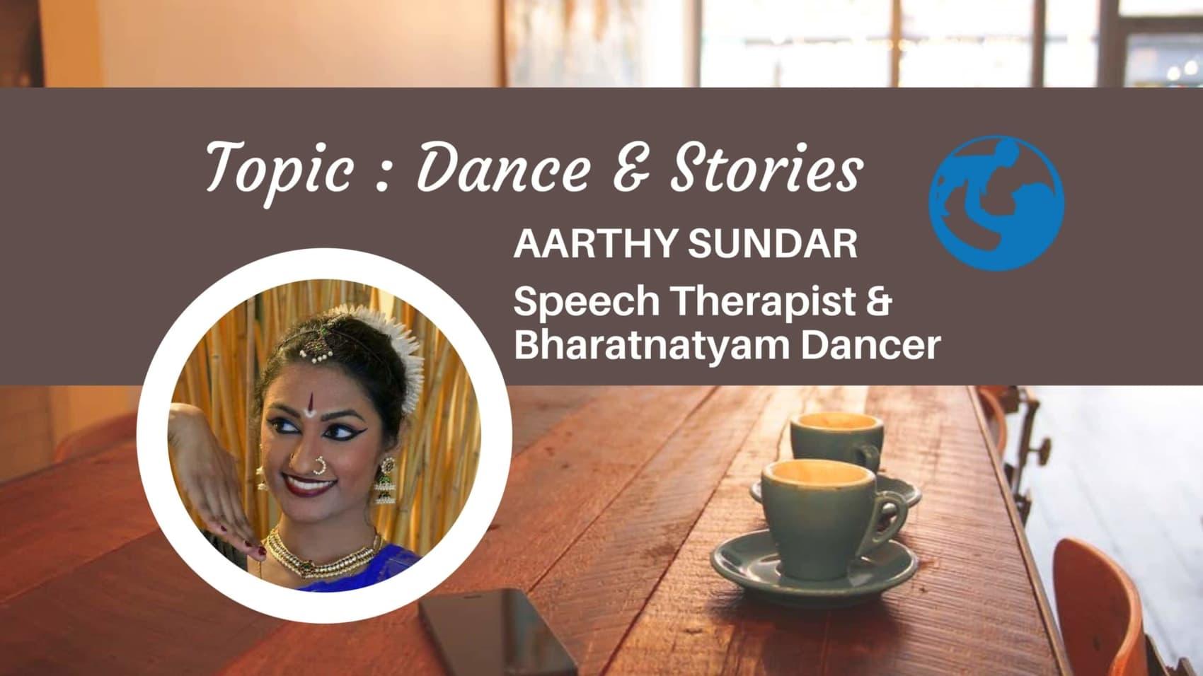 World of Expressing Through Dance of Bharatnatyam