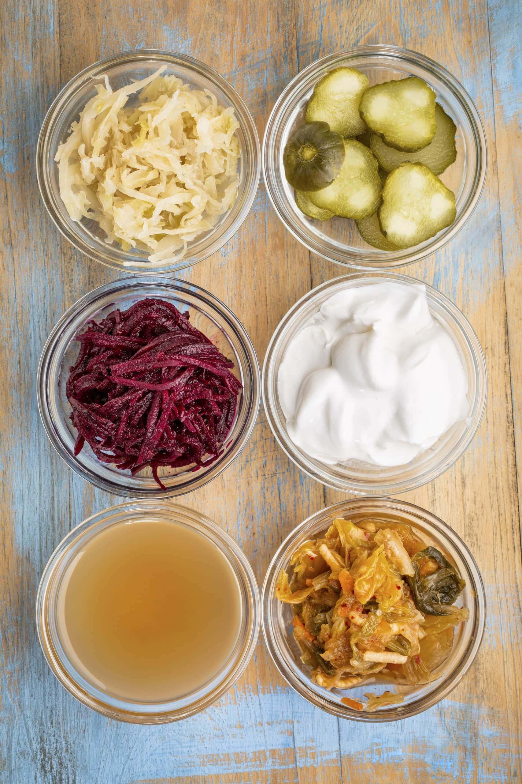 8 Best Natural Probiotics for Vegans
