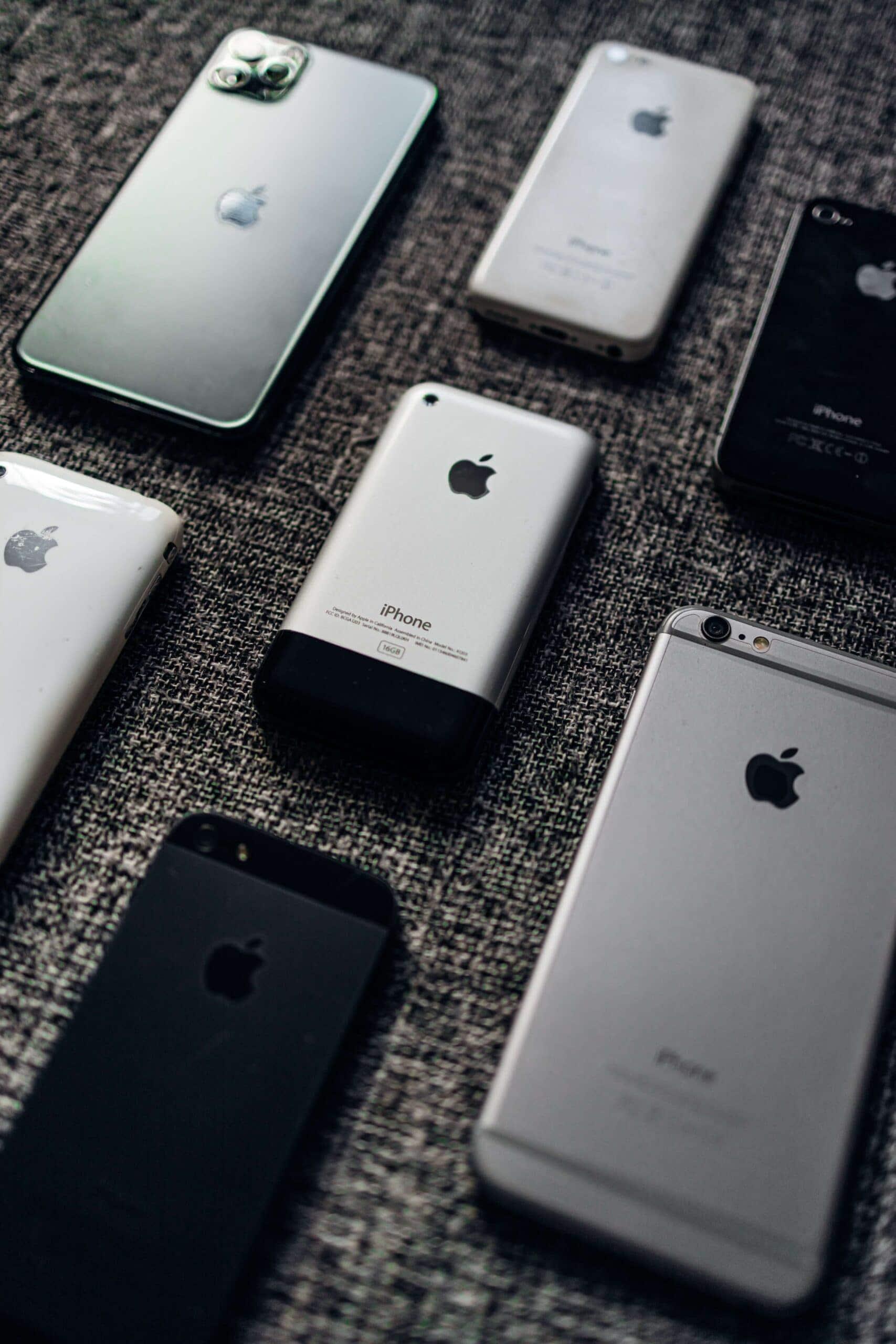 iPhone porównanie modeli