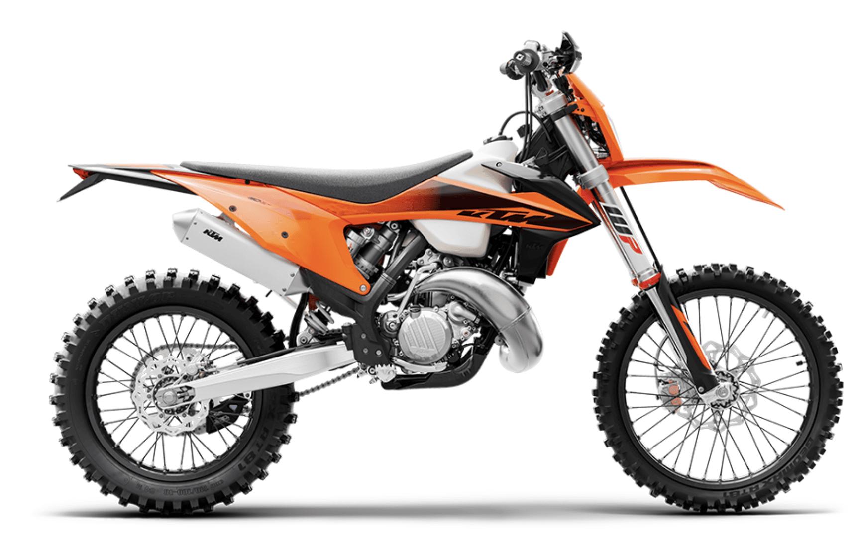 2020 KTM Enduro dirt bike