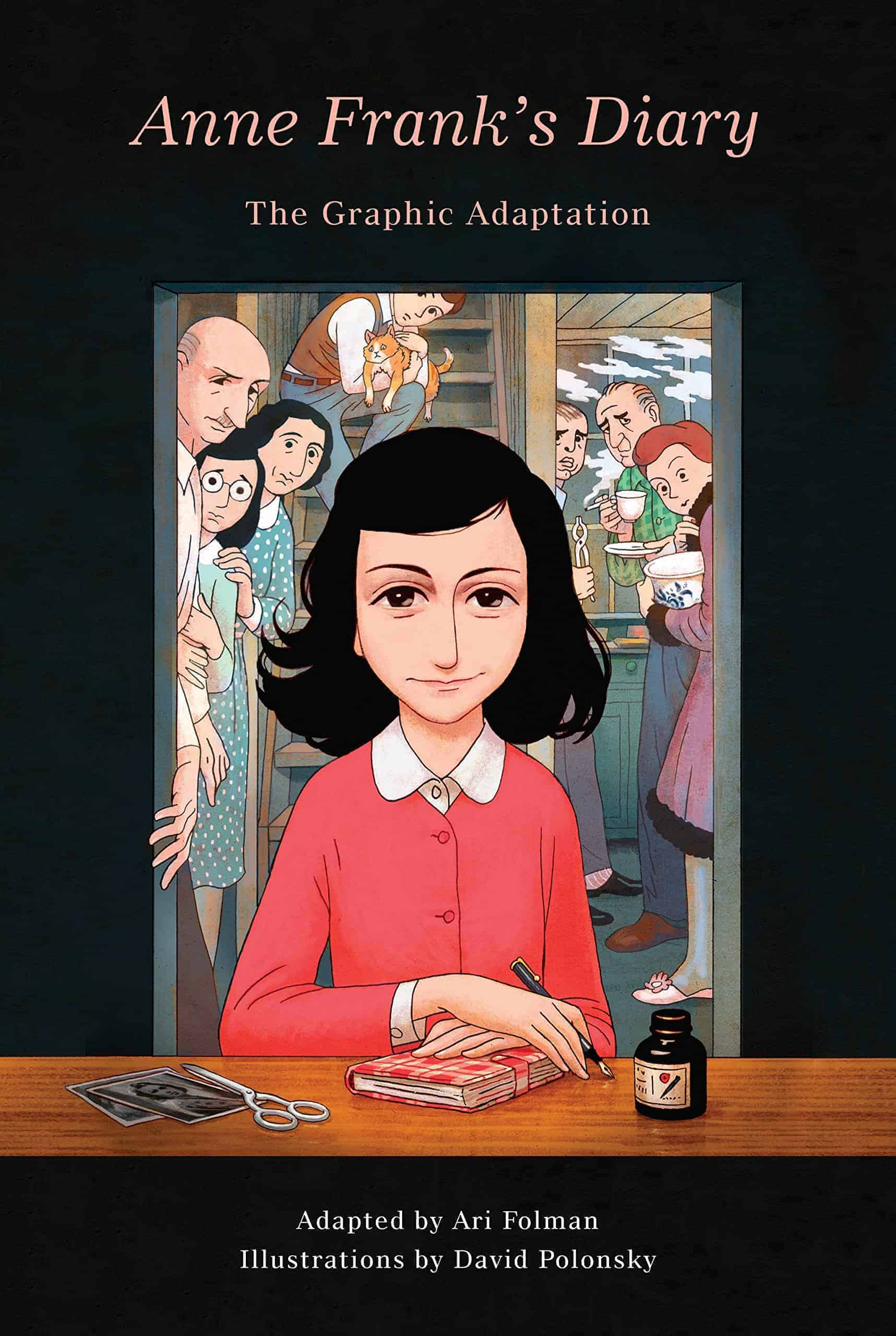 New and Notable Graphic Novels (Spring 2019)
