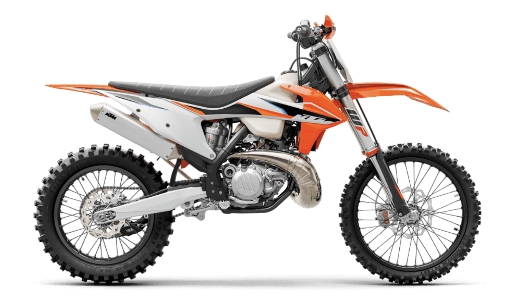 2021 KTM Cross country dirt bikes