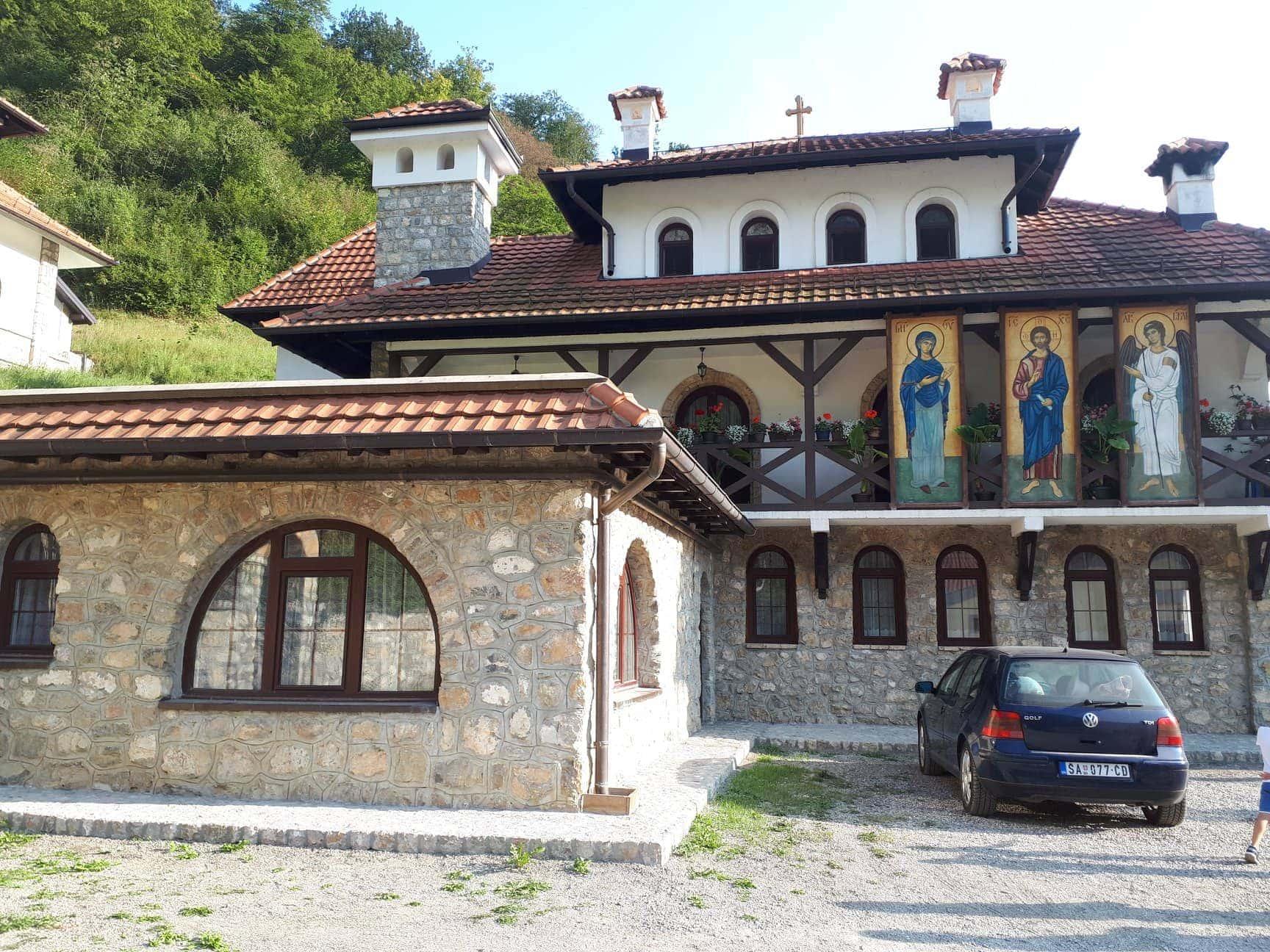 manastir Kumanica