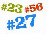 Funny Bar Jokes - Numbers
