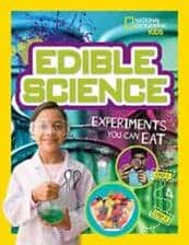 Edible Science Experiments You Can Eat Must-Read NonFiction for Kids