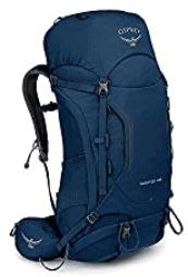 Osprey Kestrel 48 men's best backpack for camping