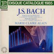 Bach - Marie Claire Alain