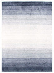 niebieski dywan cieniowany - Arc De Sant Blue 7001