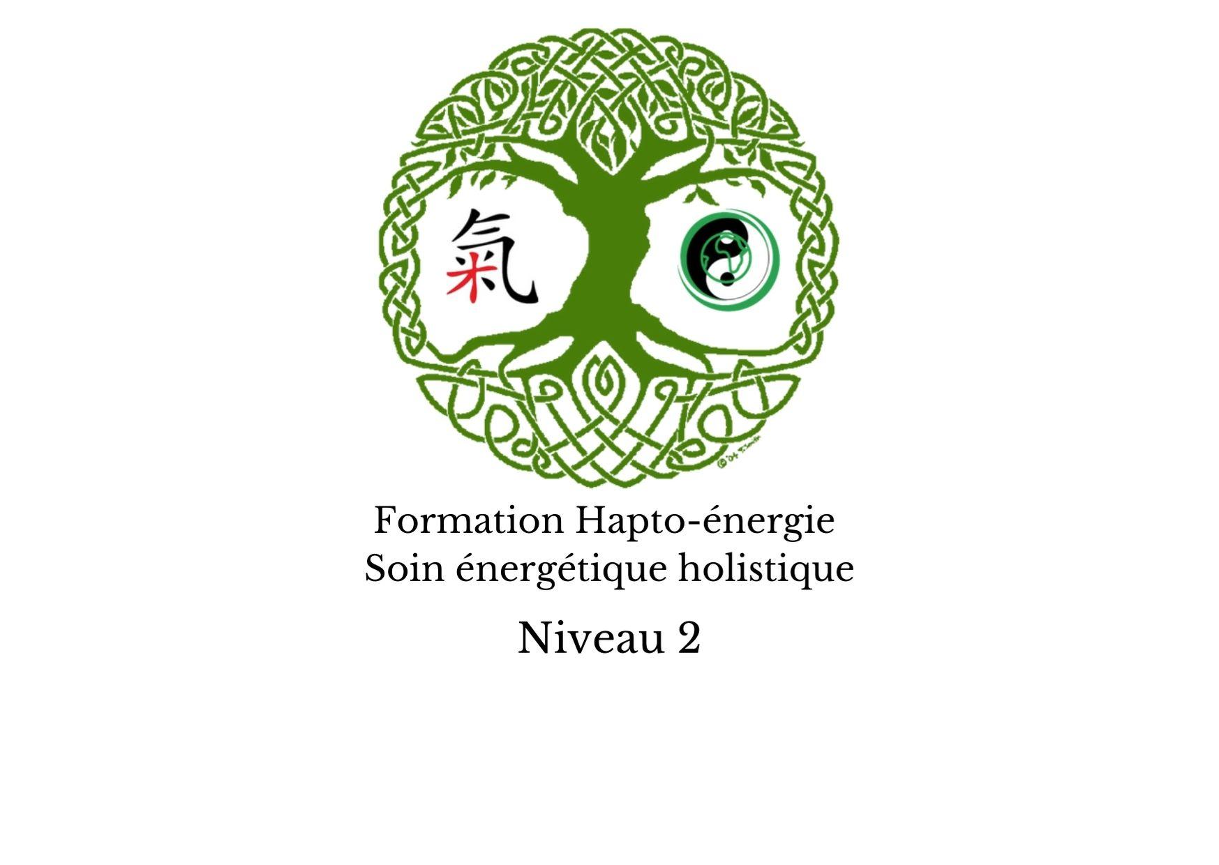 logo de la formation niveau 2