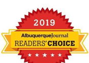 2019 Readers Choice Award - Best New Mexican Restaurant