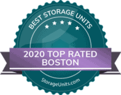 Best Storage Units in Boston