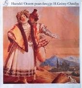 Haendel - clavecin
