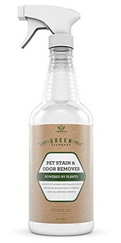Pet pee stain urine odor remover stop dog from peeing in same place again