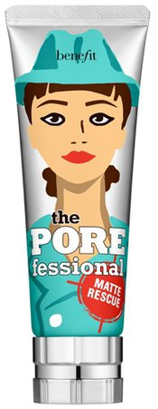 Benefit The POREfessional Matte Rescue Mattifying Gel Primer | 40plusstyle.com