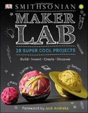 Maker Lab Must-Read NonFiction for Kids