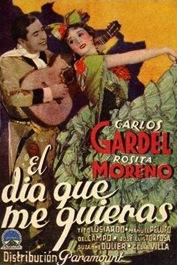 El Día que me Quieras (1935, USA) - Carlos Gardel
