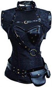 ropa gotica para mujer