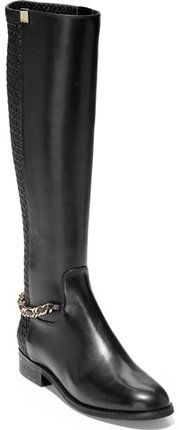 Cole Haan Idinia knee high boot | 40plusstyle.com