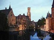 Bruges Brugge Belgium
