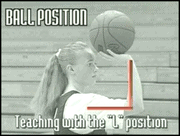 Basketball Practice L Position