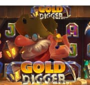 Gold Digger Pokies by iSoftBet