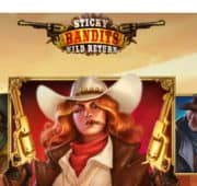 Sticky Bandits Wild Returns Slot