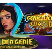Golden Genie and The Walking Wilds Game