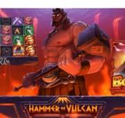 Hammer of Vulcan Online Pokies by Quickspin