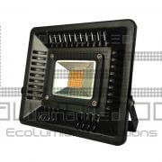 Projecteur LED 50W ultraslim amber