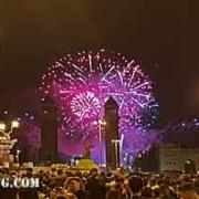 new years evening barcelona