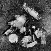 Müll in der Natur