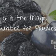 prunes for bones