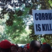 Citizens fighting corruption