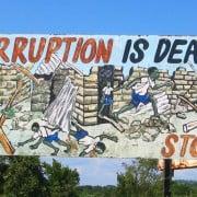 Corruption: image by Futureatlas.com on Flickr