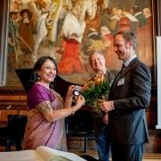 Businessreportage India-Thüringia Day 2018 in Erfurt