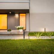Werten Sie mit einer Terrassenbeleuchtung bei Tipp zum Bau Ihre Terrasse optisch auf.