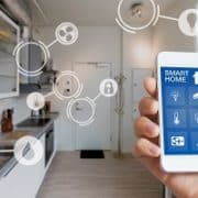 Smart Home App, App, Steuerung