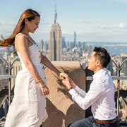 Photo 27 Top of the Rock Marriage Proposal 2