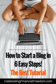 How to Start a Blog in 6 Easy Steps -The Best Tutorial