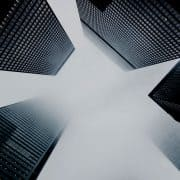 Hi-rise office buildings