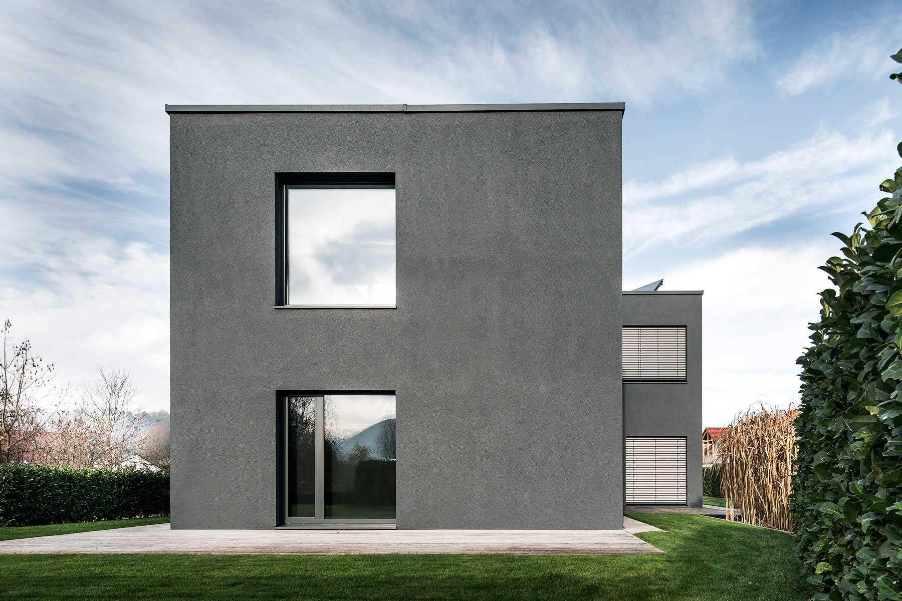 Ansicht Wohnhaus H, Dettingen
