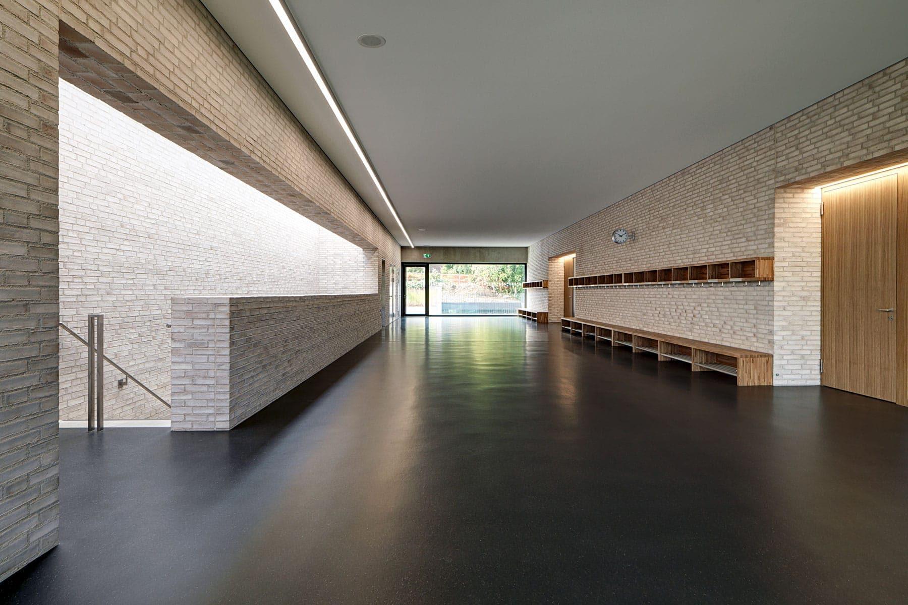 Heilpädagogische Schule Flawil Innenansicht