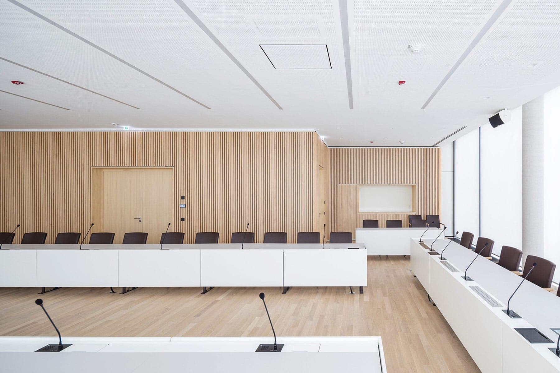 Landratsamt Rosenheim Sitzungssaal